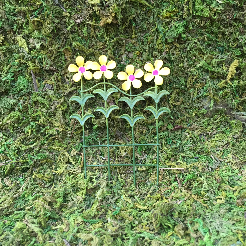 Flower Fence Ballantyne Gardens