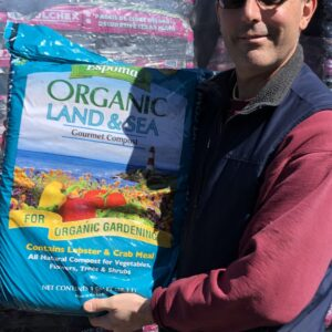 Organic Land and Sea Compost