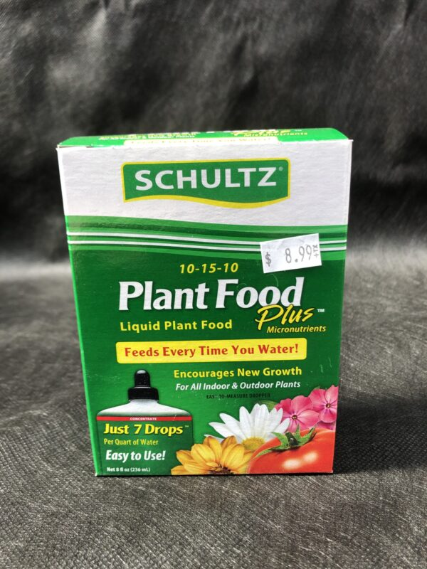Schultz Liquid Plant Food Plus