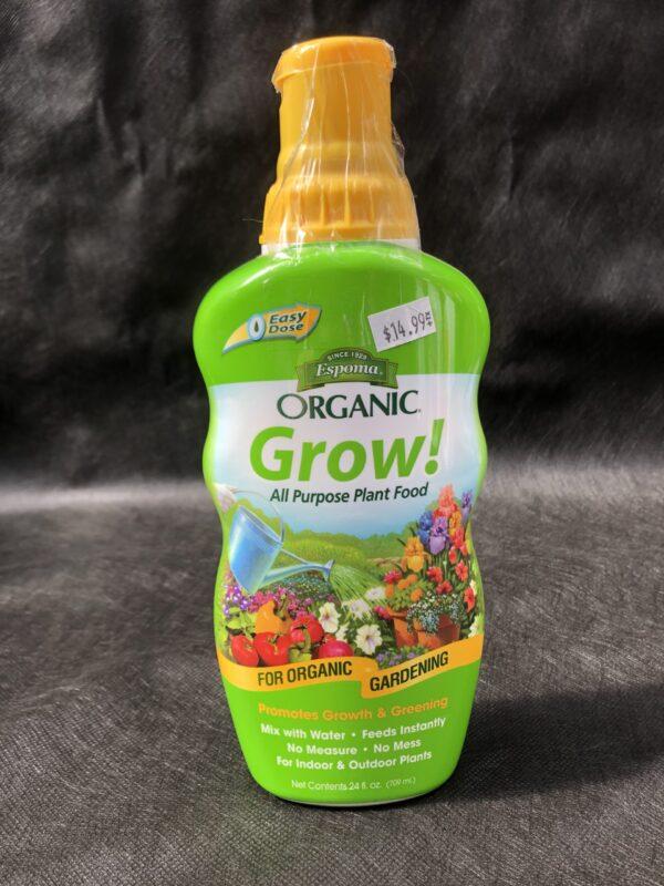 GROW! Plant Food