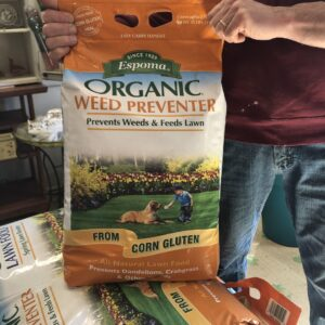 Organic Weed Preventer