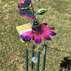 Butterfly/ Flower Wind Chime