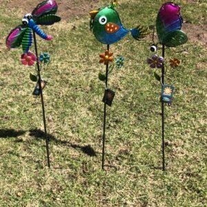 Solar Garden Art