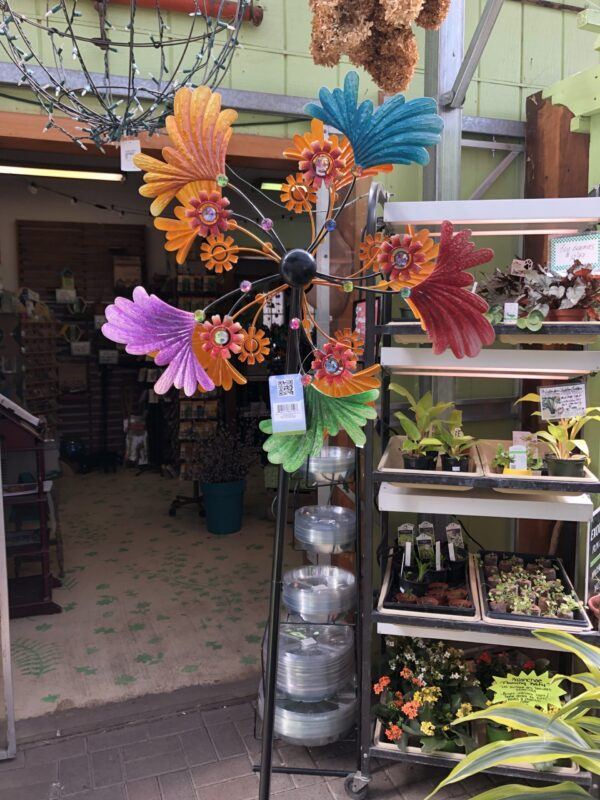 Whimsical Garden Spinner