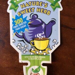 Stevia- Sugar Plant